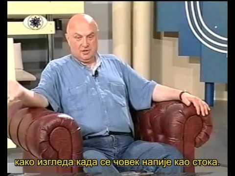 general Konstantin Petrov o alkoholu i duvanu