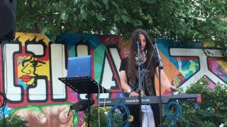 Electric Djinn at Summer Solstice in The Park