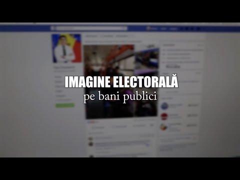 Imagine electorală pe