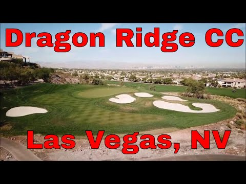 LAS VEGAS Dragon Ridge Country Club Holes 3 and 4