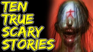 10 Scary Stories | True Scary Horror Stories | Reddit Let's Not Meet And Others