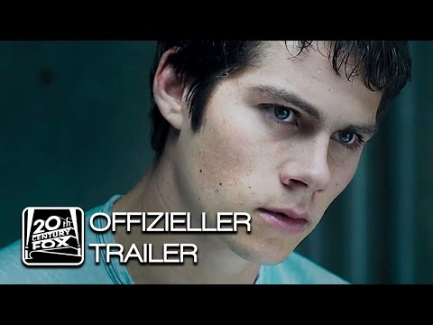 Maze Runner - Die Auserwählten in der Brandwüste | Trailer 1 | Deutsch HD Scorch Trials