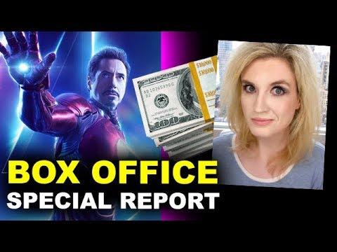 Infinity War Box Office Prediction   Weekend, $2 Billion?