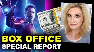 Infinity War Box Office Prediction - Opening Weekend, $2 Billion?