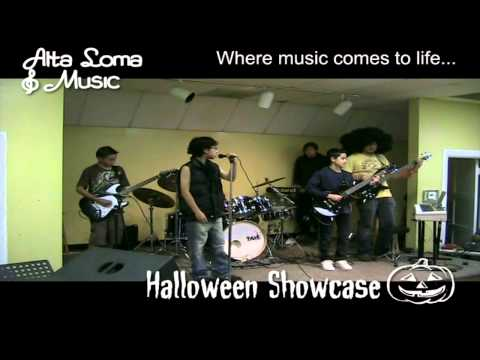 Guitar Lessons La Sierra CA - Alta Loma Music Lessons Student Showcase