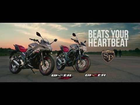Suzuki Gixxer TVC SP Editions