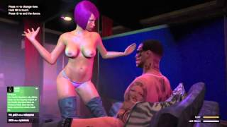 "GTA 5 Strip Club ""Peach"""