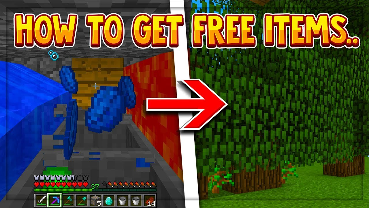 HOW TO GET FREE ITEMS! | Minecraft Skyblock | Genesis Realm | TheArchon [9]
