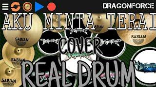 DJ TIKTOK || AKU MINTA TERAI || REMIX TERBARU 2019 || REAL DRUM COVER 🎵🎧🎵🎧