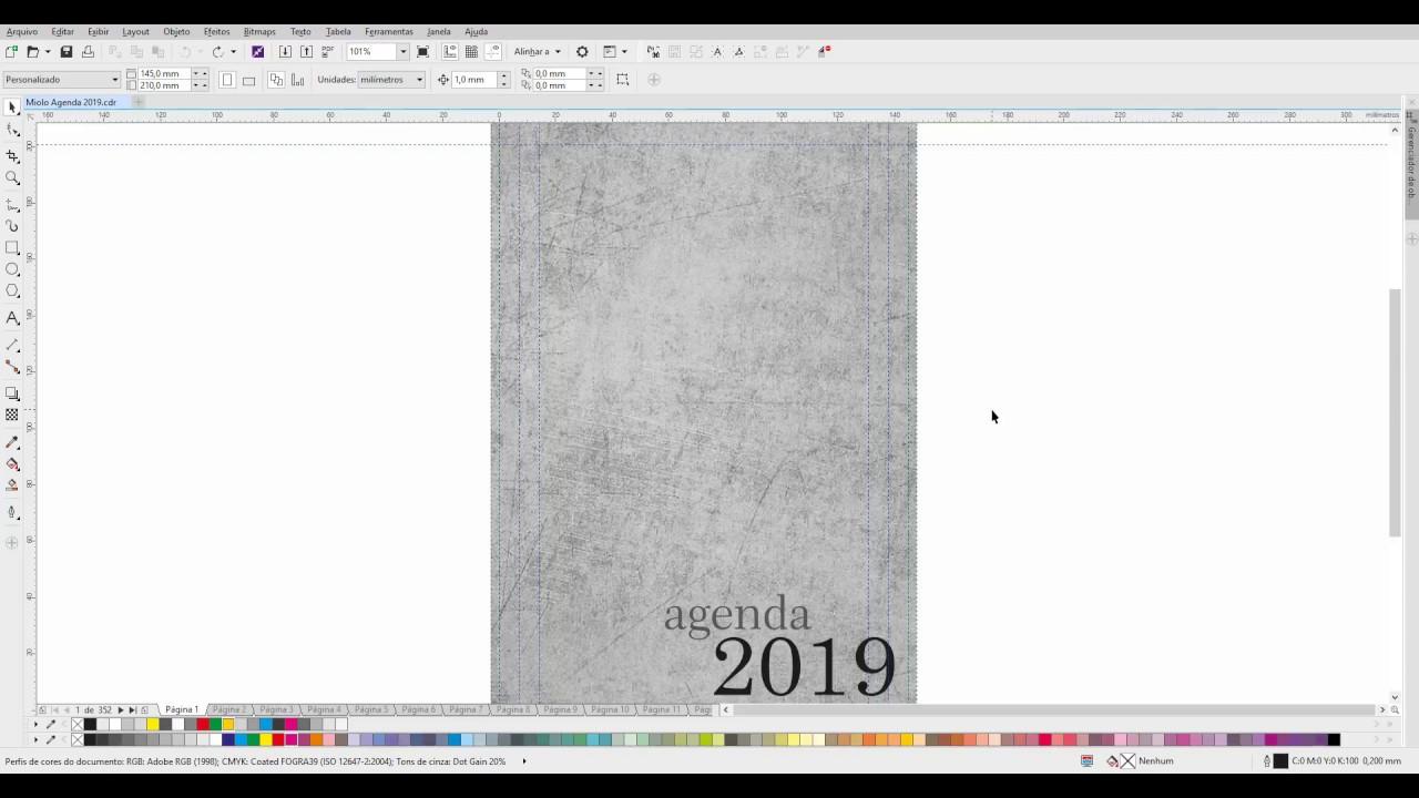 Tutorial corel draw pdf complete