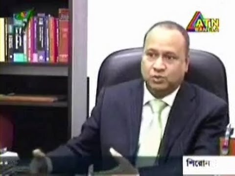 Barrister Monwar Hossain's ATN INTERVIEW ON UK IMMIGRATION LAW BY MANOSH GOSH. 03 08