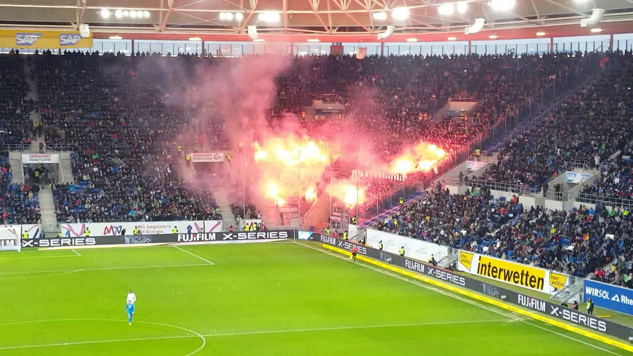 gladbach ultras mit pyro