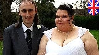Самая ревнивая женщина в мире вышла замуж