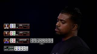 Epic Bad Beat With Pocket Aces at WPT Montreal Final Table