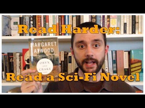 #ReadHarder: Read A Science Fiction Novel