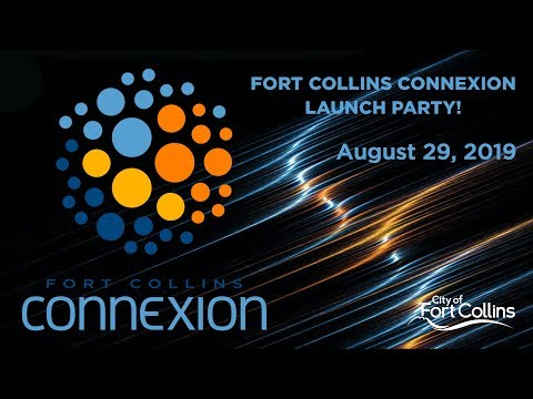 view Fort Collins Connexion Launch Party video