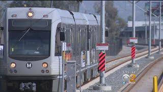Work Begins on $1.5B Metro Gold Line Extension To Montclair
