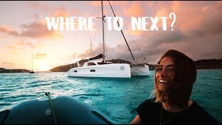 Our New Home in the Caribbean - The next Big Trip...