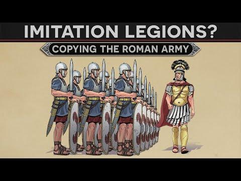 Why Didn't Anyone Copy the Roman Army? - The Imitation Legions DOCUMENTARY