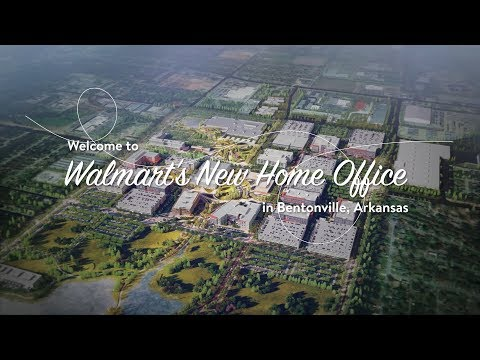 Welcome To The New Walmart Home Office