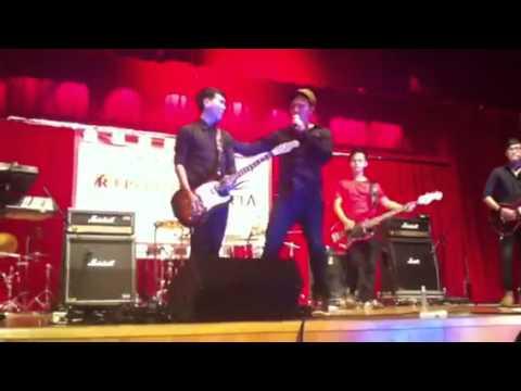Repvblik - Terluka @ Konsert R(A), Singapore 2012