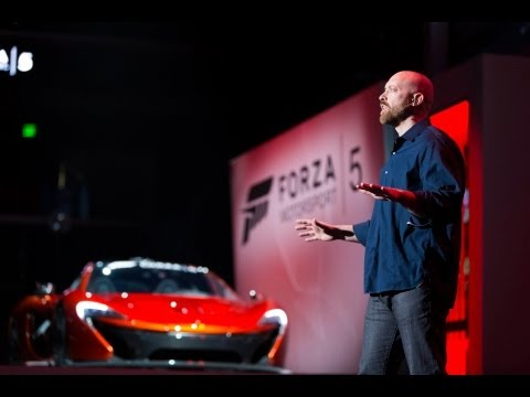 Forza Motorsport 5: E3 Reveal and McLaren P1