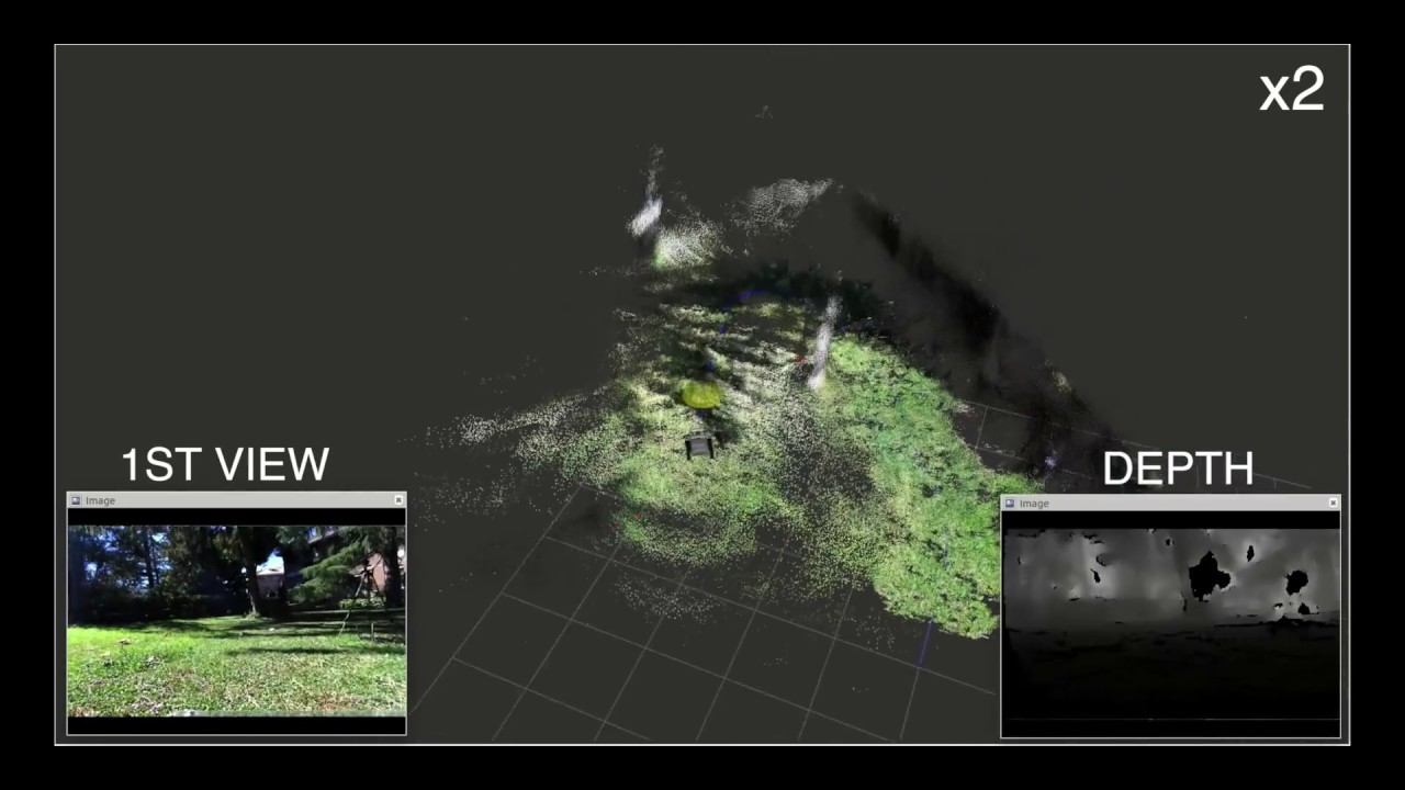 How to build a 3D map with ROS?