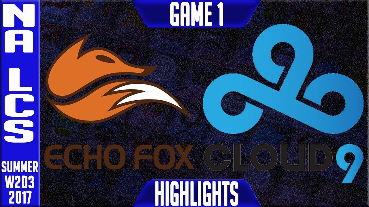 echo fox vs team solomid lcs 2019 spring week 6