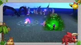 《摩登原始人 3D Online》 宣傳影片
