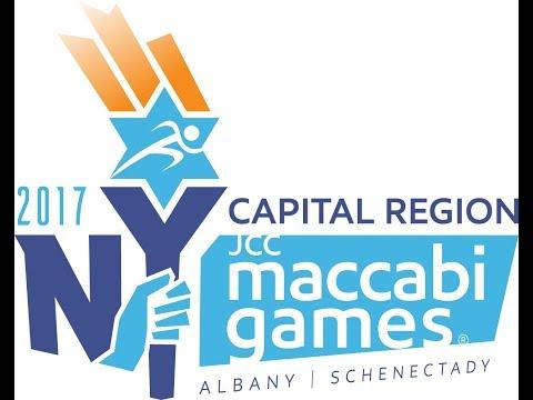 Capital Region JCC Maccabi Opening Ceremonies In House Cameras