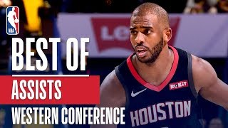 Western Conference's Best Assists | Second Round of 2019 NBA Playoffs | State Farm
