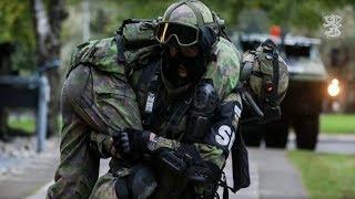 Paikallispuolustusharjoitus Joensuu 18 – SPOL-joukkue