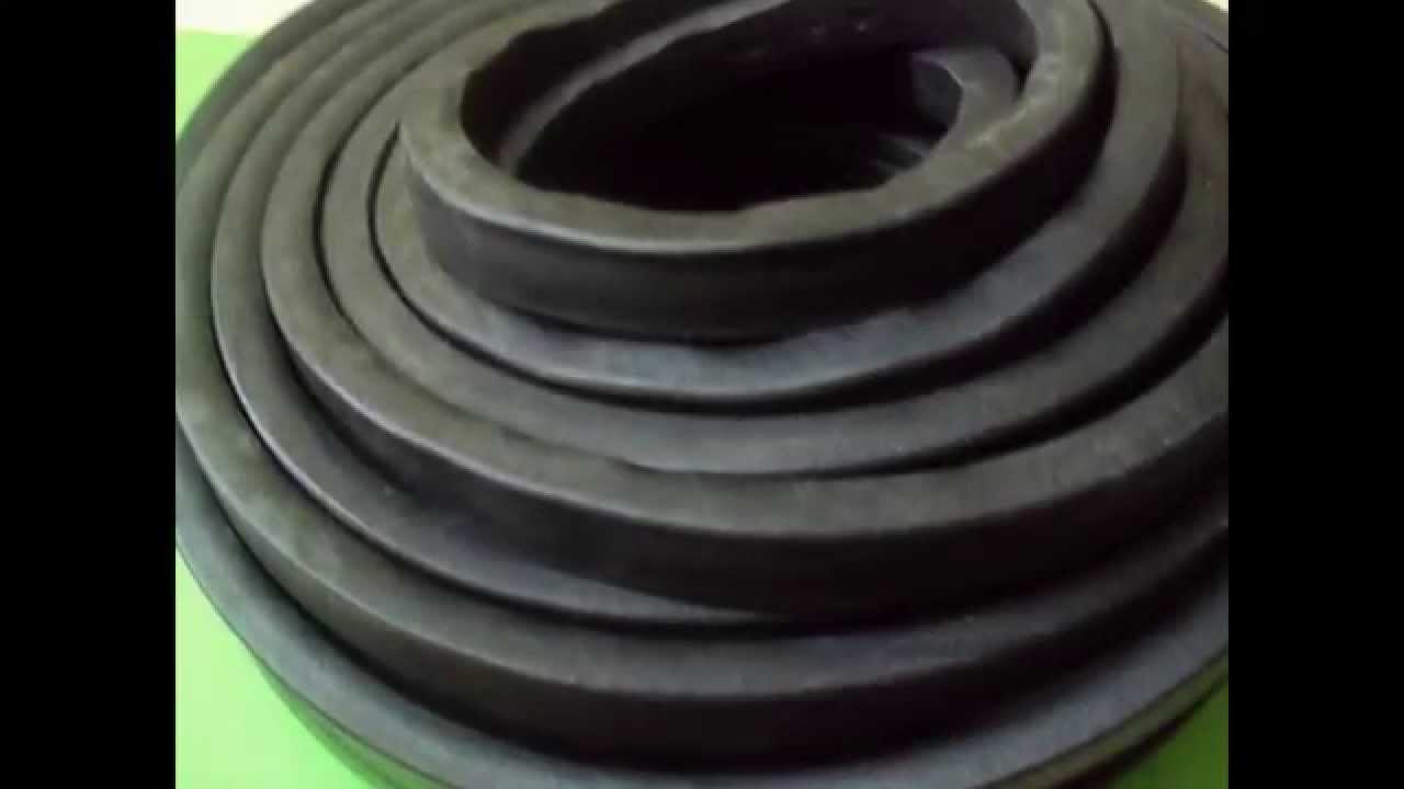 Жгут уплотнительный для сруба - YouTube