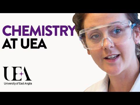 Chemistry | University of East Anglia (UEA)