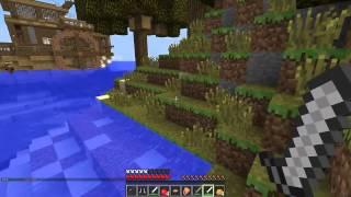 minecraft hunger games pvp survival gameplay lietuviškai w dzagh