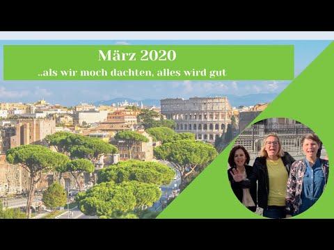 aktuelle News aus Rom, März 2020