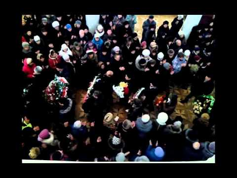 Прощание с Василей Фаттаховой