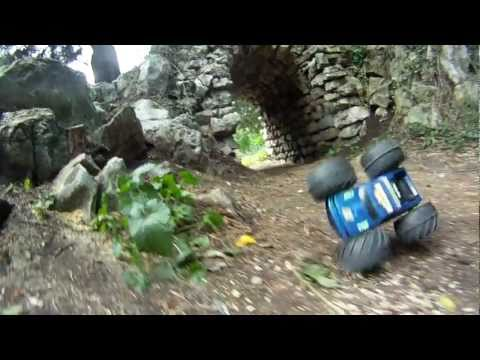 TYCO Rebound - 15 year old crazy RC toy still rocks!