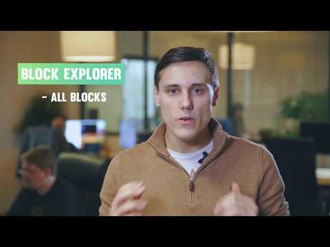 Announcing Auctionity Blockchain Block Explorer
