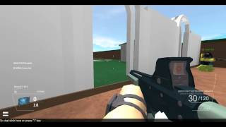 Roblox - Last Strike Gameplay - NEW CHANNEL SNEAK
