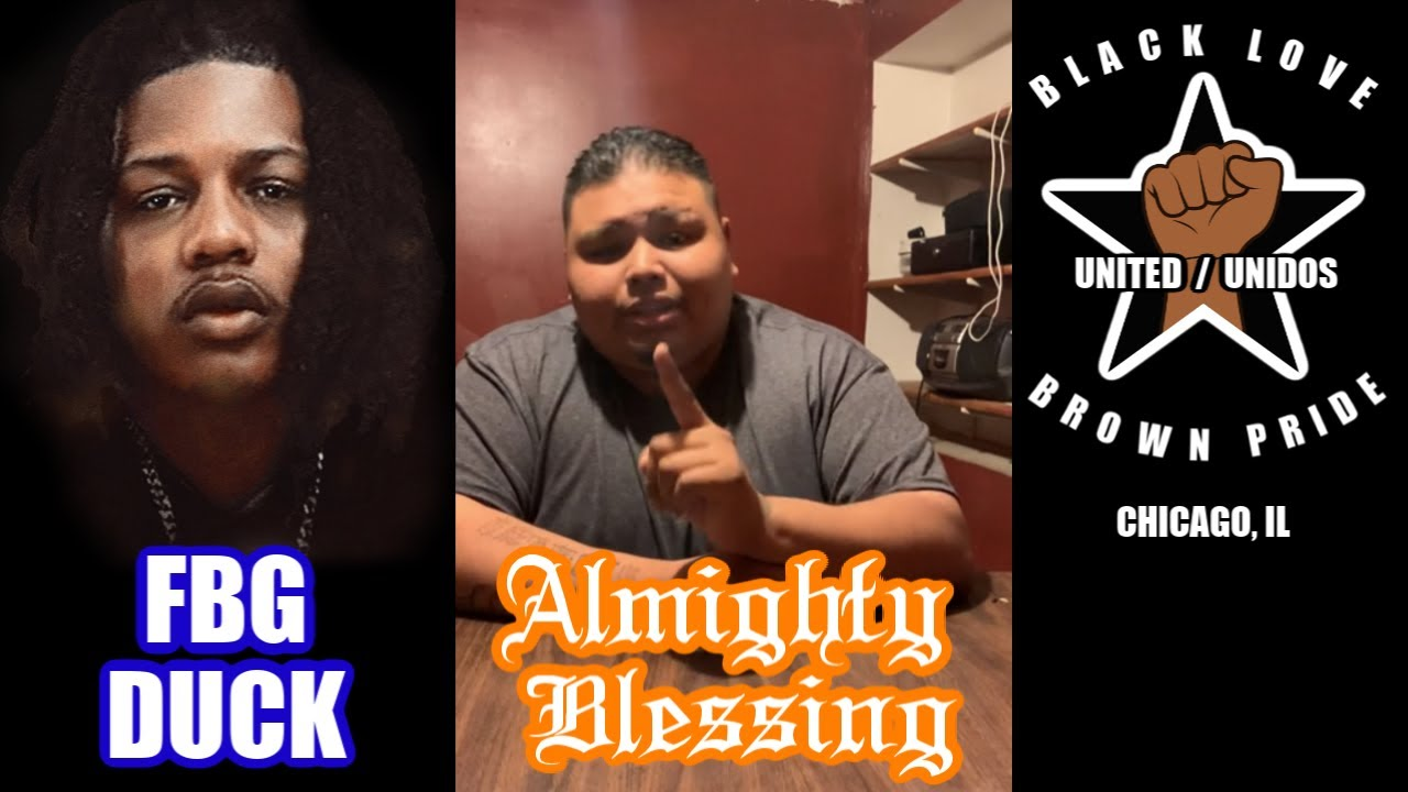 """Mexican Rapper Address FBG Duck IG Message About Chicago Latino """"Race War"""""""