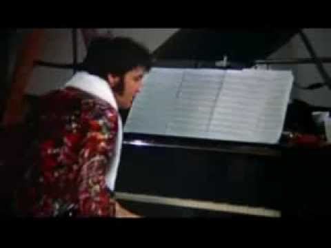 Elvis Presley - Imagine piano