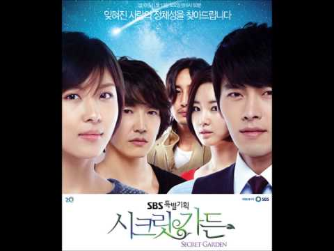Tears Stains - Secret Garden OST (by Yoon Sang Hyun)