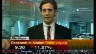 RIM's 3Q Sales Below Expectations