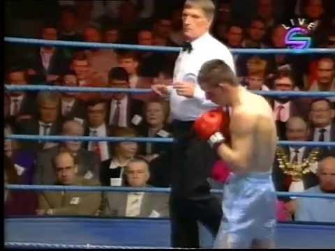 """Paul """"Silky"""" Jones TKO2 vs Paul Lynch"""