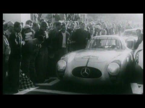 Historisches Filmmaterial: Carrera Panamericana 1952