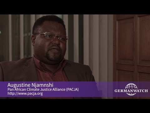 """Energy for the people"" Augustine Njamnshi about the Africa Renewable Energy Initiative (AREI)"