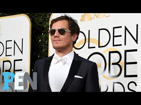 Nocturnal Animals' Michael Shannon Compares Golden Globes To His First Red Carpet | People
