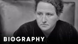 Gertrude Stein - Author & Poet