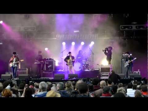 BB Brunes Lalalove You HD  lors de la Fête de lHumanité 2012